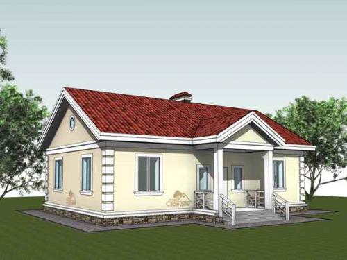 Как из Одноэтажного Старого Дома сделать Двухэтажный. Почему одноэтажный дом выгоднее двухэтажного даже для большой семьи