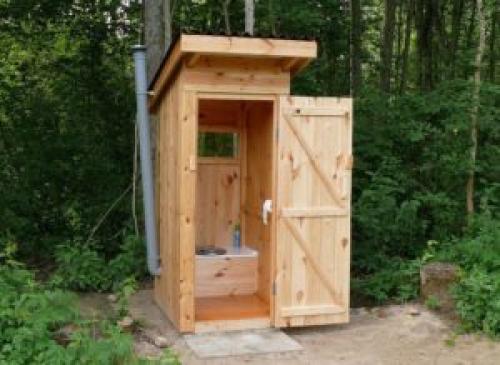 Как сделать туалет на даче в доме. Варианты конструкций