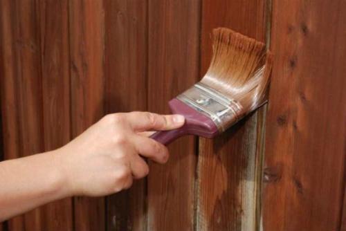 Шведская краска для дерева своими руками. Находка для садоводов: натуральная краска по скандинавским рецептам для работы по дереву