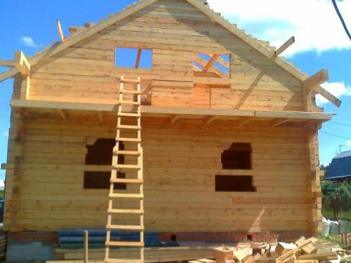 Дом построить самим. Тонкости выбора материалов
