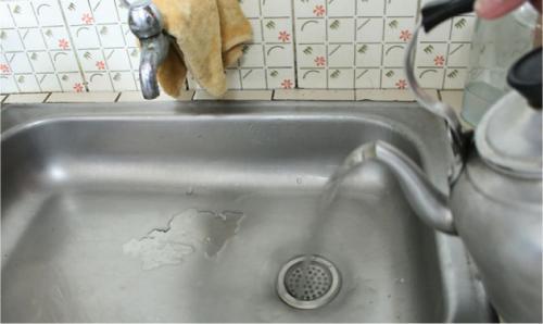 Забилась раковина на кухне, как прочистить. Первая помощь от засоров – 6 простых способов