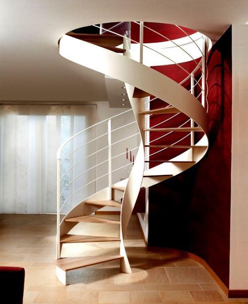 Винтовые лестницы из металла своими руками. Преимущества и недостатки изготовления винтовых лестниц своими руками