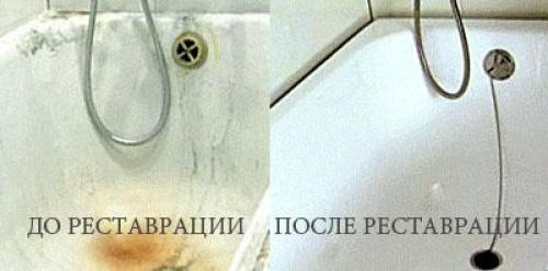 Покрасить ванну акрилом. Покраска ванны акрилом: проще, чем вы предполагали