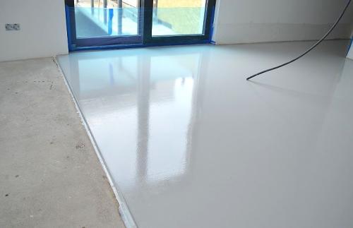 Краска по бетону для пола эпоксидная. Эпоксидные краски по бетону