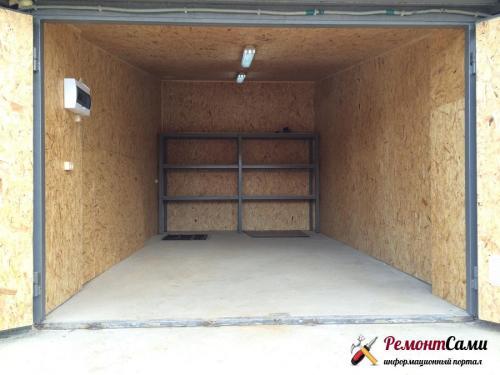 Как обновить бетонный пол в гараже. Как отремонтировать пол в гараже