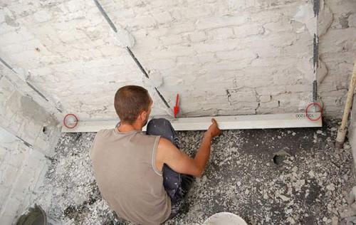 Как штукатурить стены песчано цементным раствором технологические карты на приготовление бетонной смеси