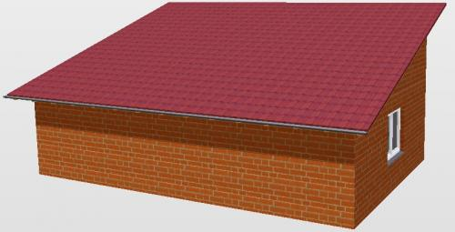 Расчет обрешетки под профнастил калькулятор онлайн. Расчет односкатной крыши — онлайн калькулятор кровли, стропил, обрешетки и угла наклона
