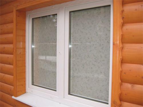 Как устанавливать пластиковые окна в деревянном доме. Установка пластикового окна в деревянном доме: процесс работ. Изготовление окосячки. Монтаж стеклопакета, подоконника и отлива