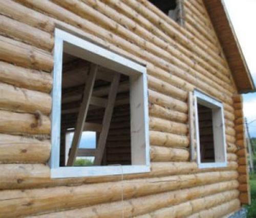Установка пластиковых окон в деревянном доме своими руками инструкция. Устанавливаем пластиковые окна в частном доме