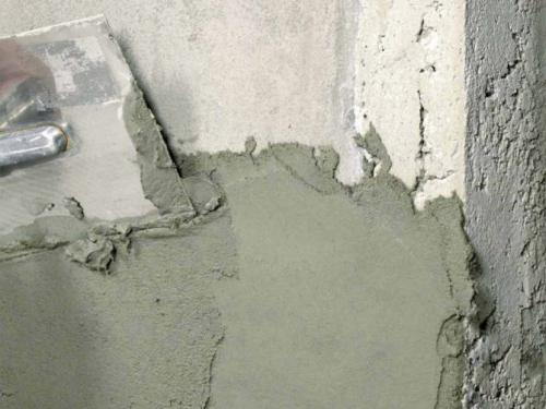 Толщина штукатурки по бетону. Отделочные работы