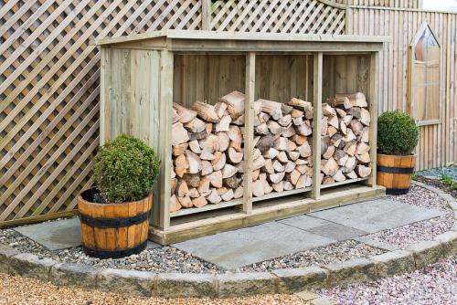 Навес для дров из поликарбоната. Навес для дров –, как выбрать проект и построить своими руками качественный навес