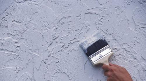 Декоративная краска своими руками. Декоративная покраска стен: тонкости процесса