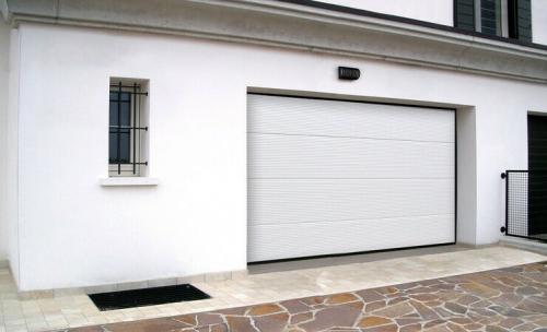 Ворота для гаража. Подготовительные работы