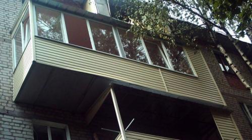 Расширить балкон по закону. Расширение балкона