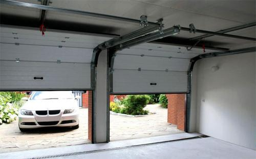 Конструкция ворот гаражных. Изготовление и установка ворот для гаража своими руками