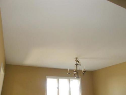 Ремонт своими руками потолок. Ремонт потолка своими руками – 4 варианта проведения работ