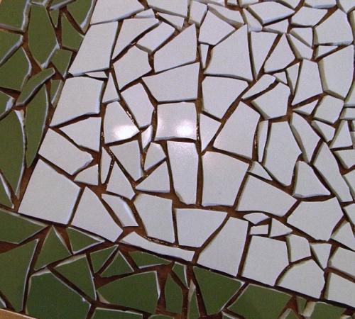 Рисунки для мозаики из плитки своими руками. Какие материалы можно использовать для мозаичной облицовки